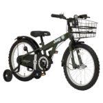 おしゃれな子供用自転車「JEEPキッズバイク(16インチ)」